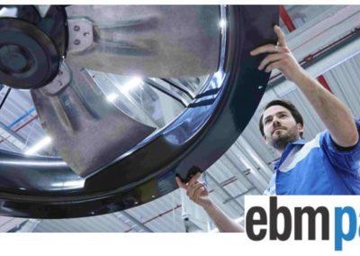 Unternehmensportrait: ebm-papst