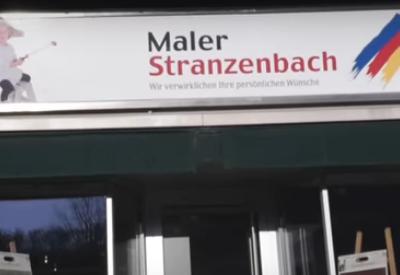 Unternehmensportrait: Malerei Stranzenbach