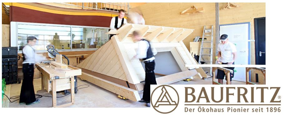 Unternehmensportrait: Bau-Fritz GmbH & Co. KG