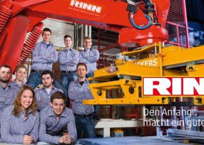 Unternehmensportrait: Rinn Beton Naturstein GmbH & Co. KG