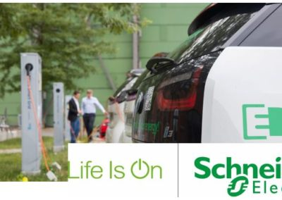 Unternehmensportrait: Schneider Electric GmbH