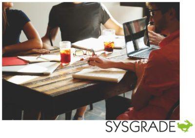 Unternehmensportrait: Sysgrade GmbH