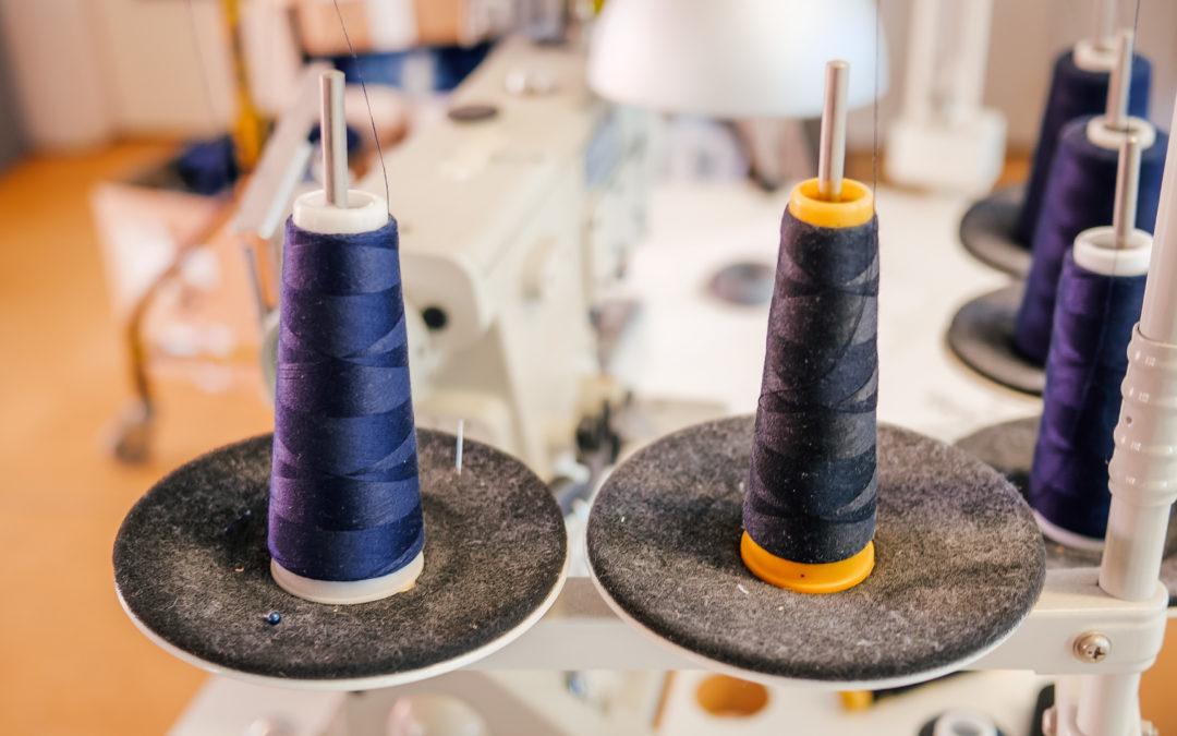 Ran an das Bekleidungshandwerk