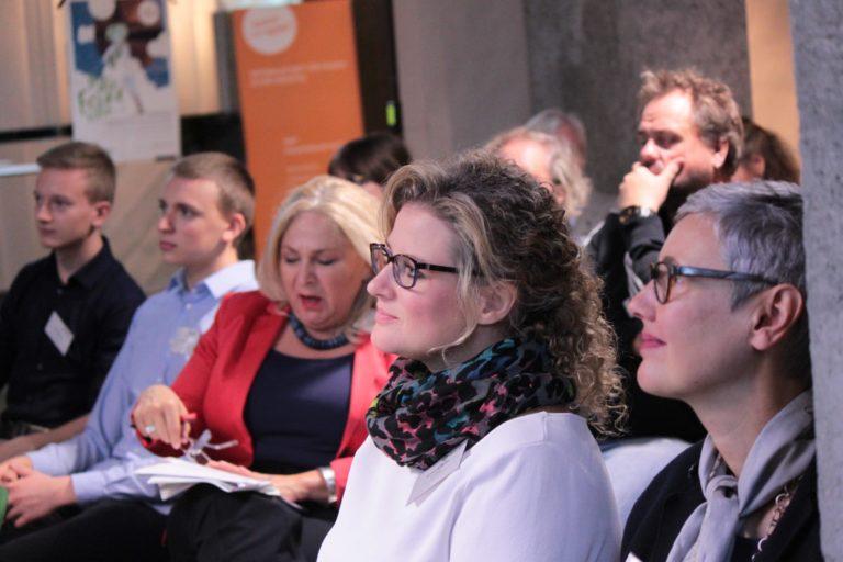 mach Grün im Podium auf 2. Jahrestagung des Netzwerk Grüne Arbeitswelt