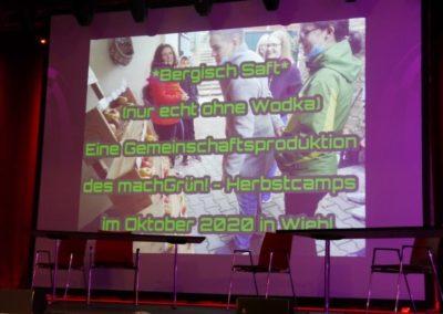 Videopräsentation des Videos Bergisch Saft