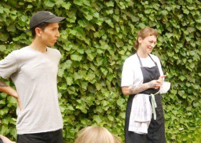 Stadttour Nahrungsmittel & Foodwaste: Isla Coffee berichten von ihren Konzepten