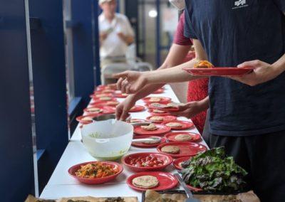 Koch-Workshop: das Burger-Buffet